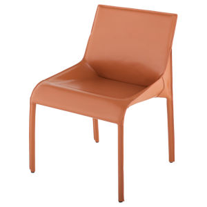 Delphine Ochre Dining Chair
