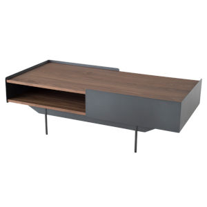 Egon Walnut Coffee Table
