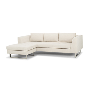 Matthew Matte Sand Sectional