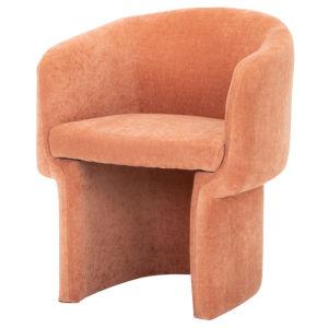Clementine Nectarine Dining Chair