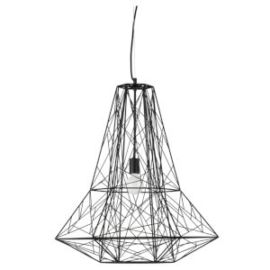 Apollo Black One-Light Pendant