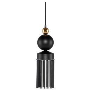 Fabiola Matte Black LED Mini Pendant