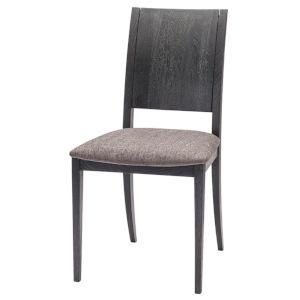 Eska Dark Gray Dining Chair