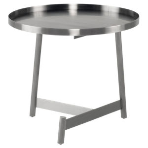 Landon Graphite Side Table
