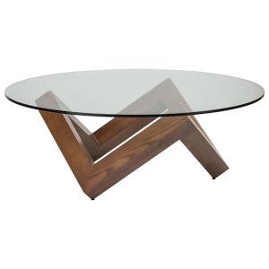 Como Walnut Coffee Table