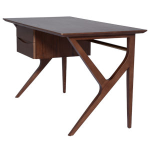 Karlo Walnut Desk