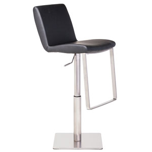 Lewis Black Adjustable Stool