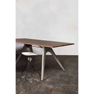 Kahn Seared Dining Table