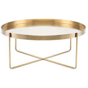 Gaultier Gold Coffee Table