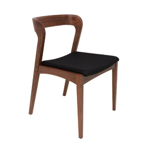 Bjorn Black Dining Chair