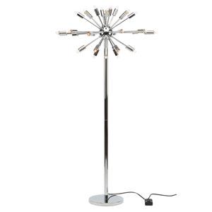Vladimir Chrome 36-Light Floor Lamp