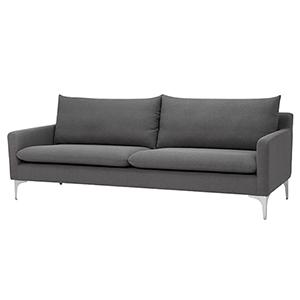 Anders Slate Grey Sofa