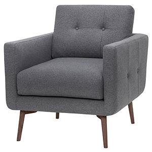 Ingrid Shale Grey Armchair