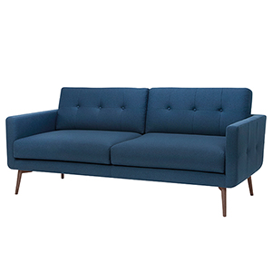 Ingrid Lagoon Blue Sofa