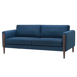 Steen Lagoon Blue Sofa