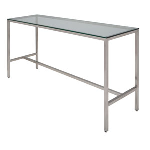 Verona Clear Counter Table