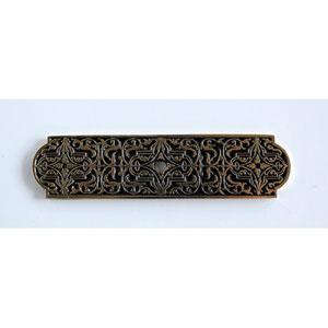 Brite Brass Renaissance Back Plate