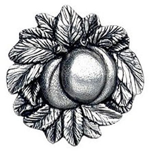 Brilliant Pewter Georgia Peach Knob