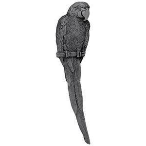 Brilliant Pewter Parrot Pull-Left