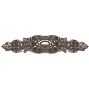 Queensway Dark Brass 6-Inch Pull