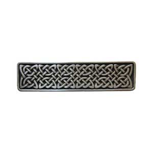 Antique Pewter Celtic Isles Pull