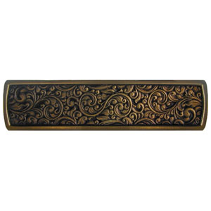 Antique Solid Bronze Saddleworth Pull