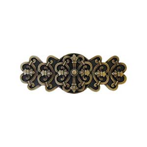 Chateau Antique Brass Pull