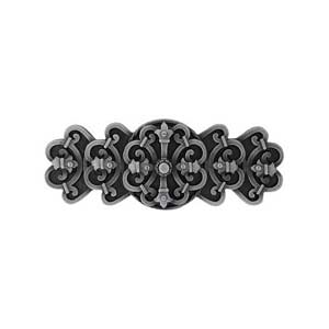 Chateau Antique Pewter Pull