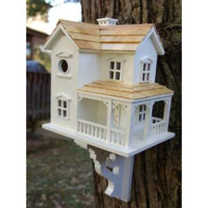 Prairie Farmhouse Birdhouse
