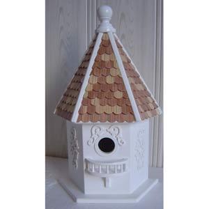 Rapunzel House Birdhouse