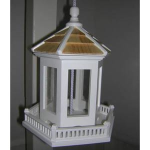 Single Unit Gazebo Birdfeeder