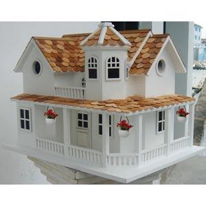 Post Lane Cottage Birdhouse