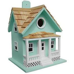 Beachside Cottage - Seafoam Blue
