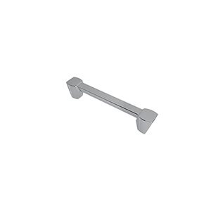 Polished Chrome Hale 5 inch Cabinet Pull