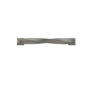 Satin Nickel Sage 5 inch Cabinet Pull