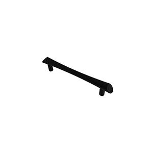 Black Corba 5 inch Cabinet Pull