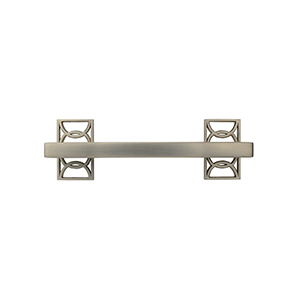 Satin Nickel Symone 5 inch Cabinet Pull