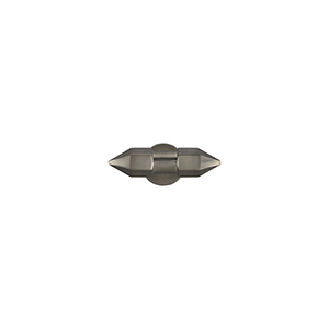 Satin Nickel Spire Knob