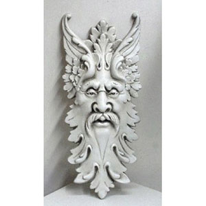 Gothic Stone Large Interior/ Exterior Stare Mask