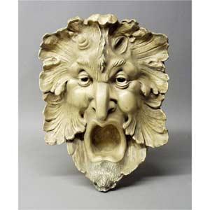 Gothic Stone Bruno Interior/Exterior Mask