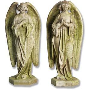 White Moss Prayer of Angel Set