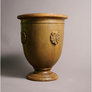 Sandstone French Anduze Planter Small