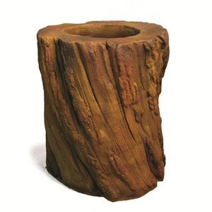 Sandstone Log Planter