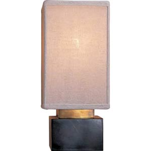 Bronze Chelsea Rectangle Sconce