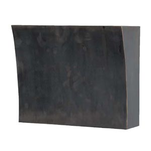 Bronze Soho Double Wall Sconce