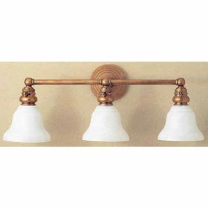 Boston Functional Triple Sconce HAB