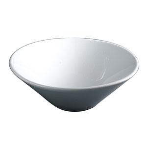Daisy White 15-Inch Round Above Counter Basin