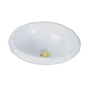 Sienna Bisque Drop-In Sink