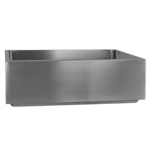 Bailey Stainless Steel 27-Inch Single Bowl Farmer Sink
