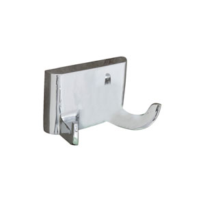 Hennessey Chrome Double Robe Hook